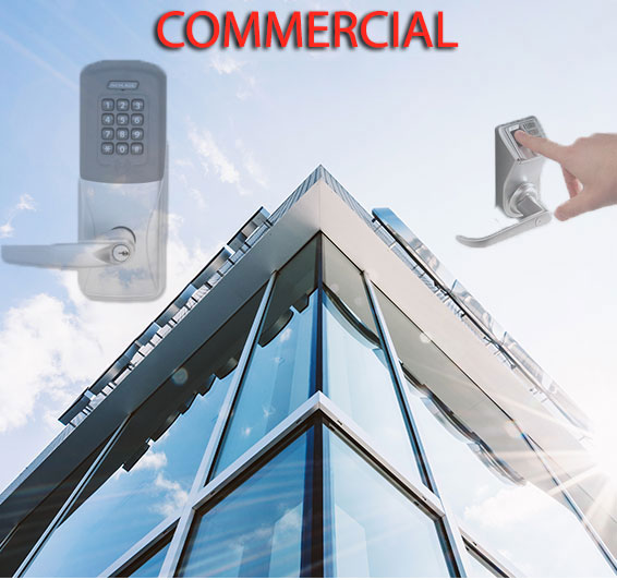 Commercial Locksmith Services in Baltimore, MD - Star Locks and Keys