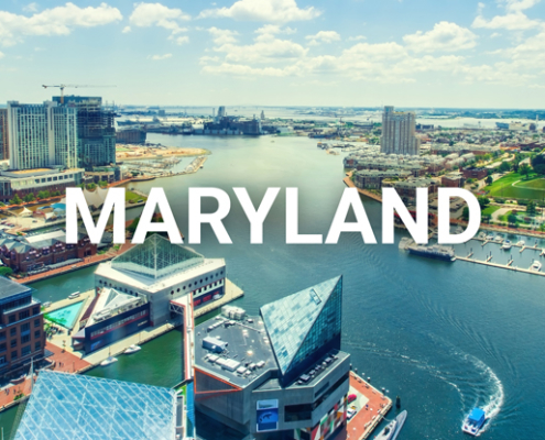 safest cities in maryland