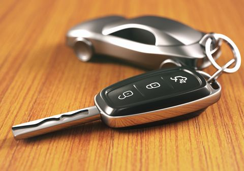 car key replacement without the original